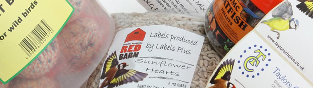 Pet/Animal Food Labels