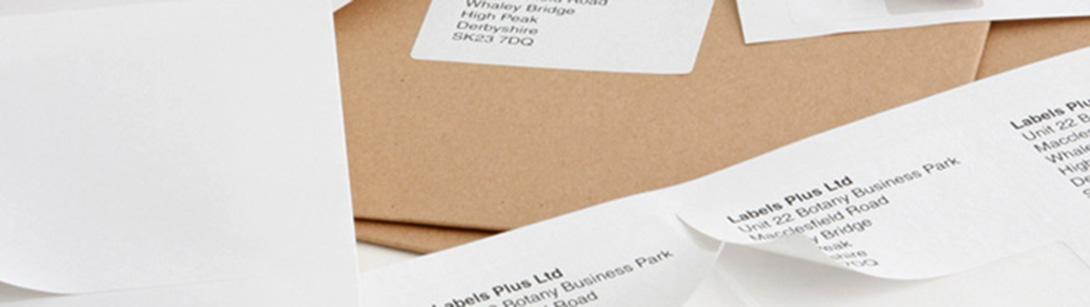 A4 Labels: Plain, Self Adhesive A4 Labels - LabelsPlus