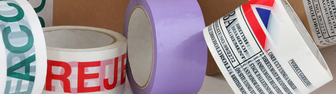 Printed Packing Tape