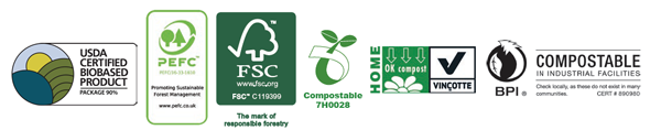 NatureFlex Accreditations